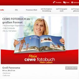 CEWE-Fotobücher, Test, foto.kunst.kultur