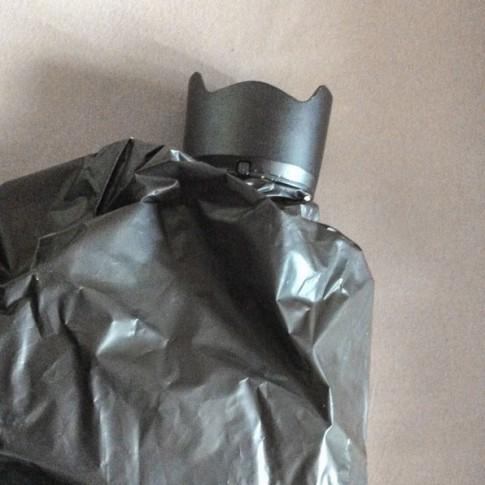 Regenschutz für die Kamera