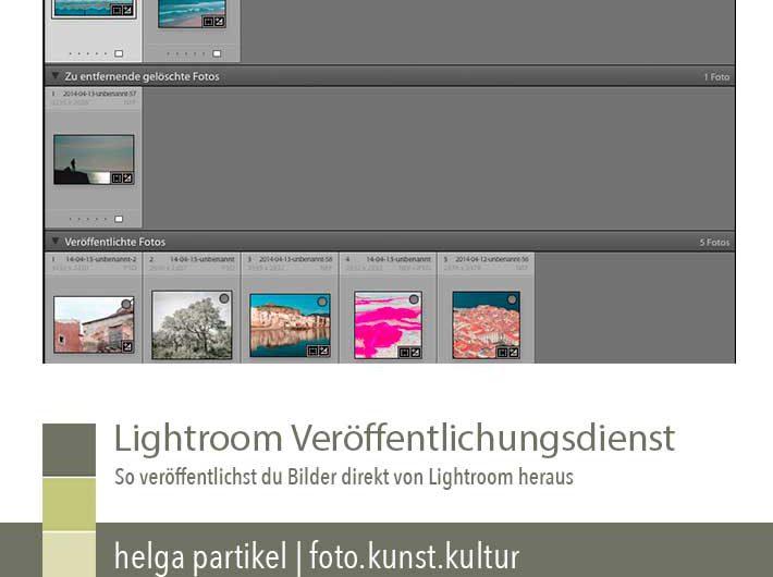 lightroom veröffentlichungsdienst, foto kunst kultur