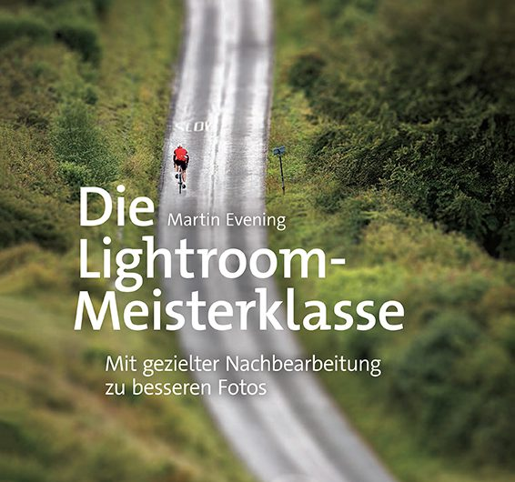 Die Lightroom-Meisterklasse, Buch aus dem dpunkt-Verlag