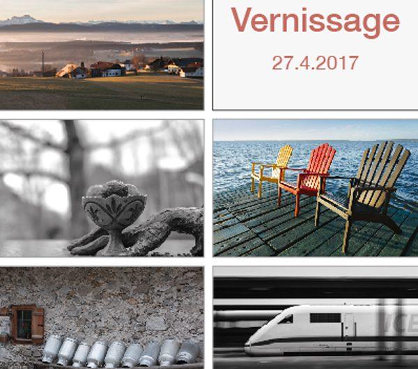 Vernissage, foto.kunst.kultur, Neubiberg