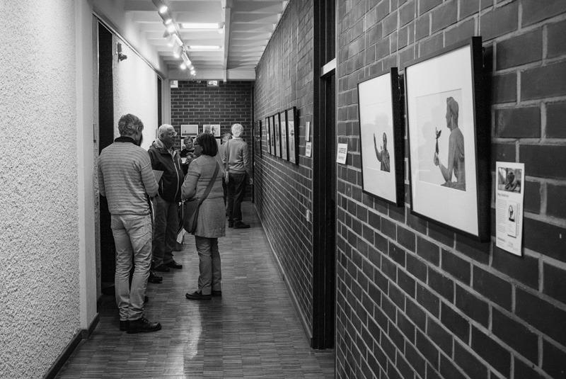 Vernissage foto.kunst.kultur- 17.4.17 © Henryk Nier
