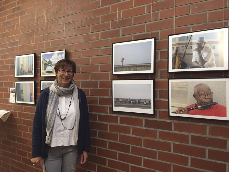 Vernissage foto.kunst.kultur- 17.4.17 © Conny Seitz