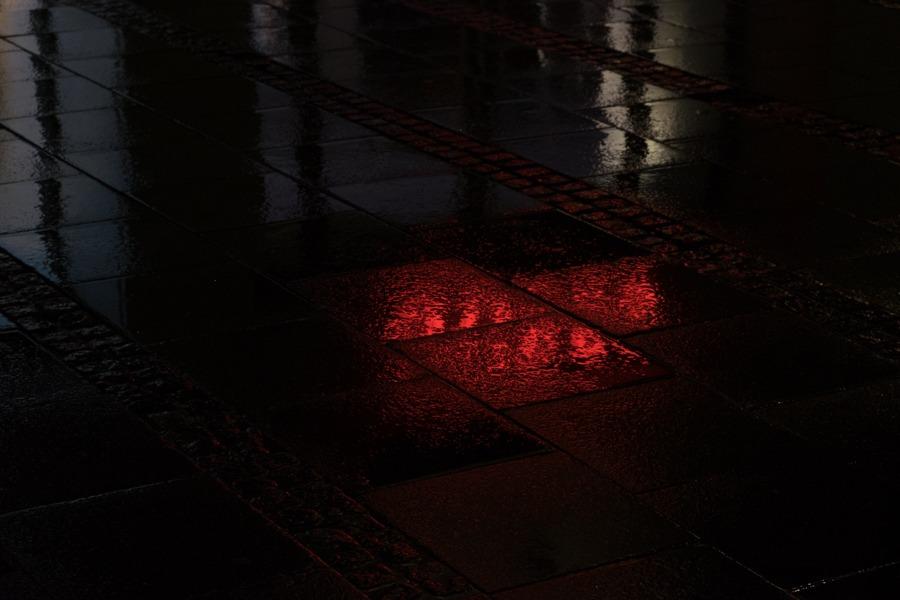 Quicktipp: Etwas Abkühlung gefällig? Ein Regenfoto. Foto.kunst.kultur