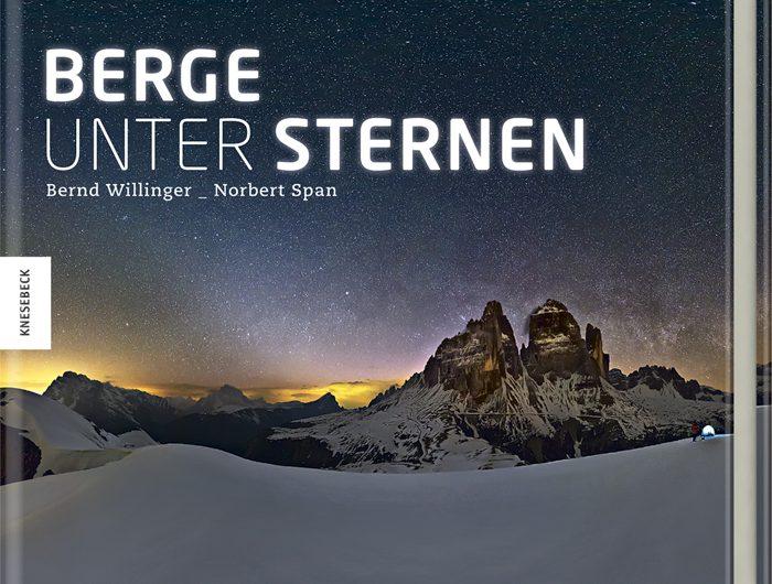 Berge unter Sternen, (c) Knesebeck-Verlag, Lesetipp
